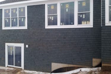 House with new windows installed by windows and siding contractors in Schaumburg
