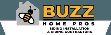 Buzz siding installation & siding contractors logo
