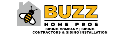 Buzz siding company siding contractors & siding installation in Northbrook logo