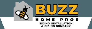 Buzz siding installation & siding company in Park Ridge logo