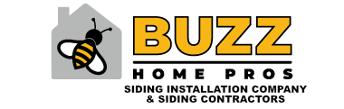 Buzz siding installation company & siding contractors in Prospect Heights logo
