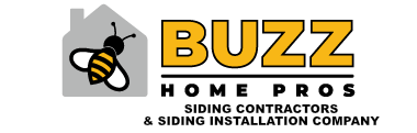 Buzz siding contractors & siding installation company in Wilmette logo
